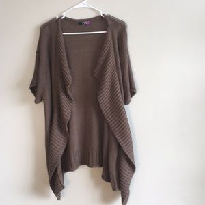 LYS Knit Open Cardigan